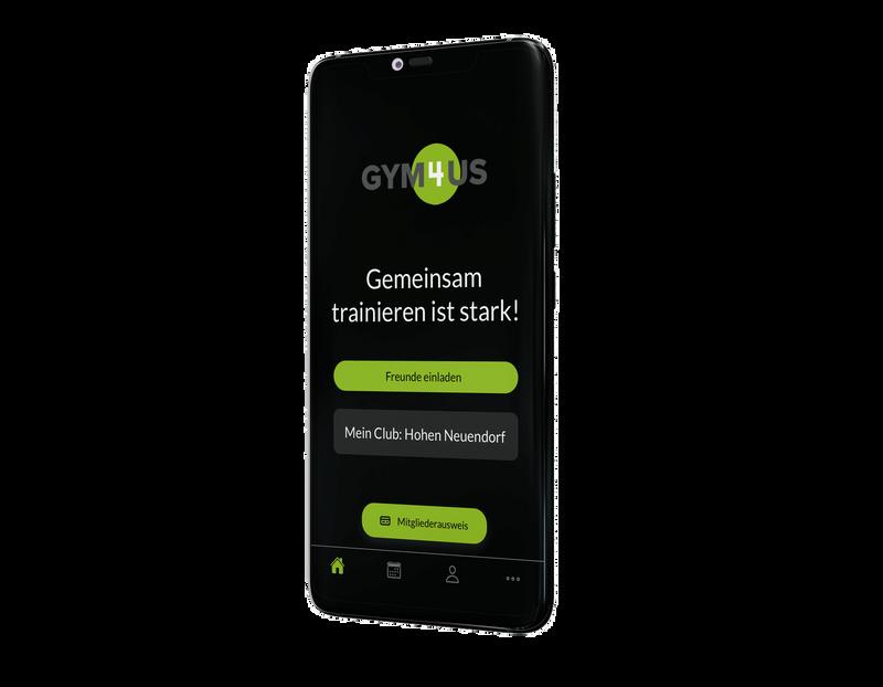 GYM4ALL-app